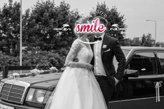 Klasykiem do ślubu - Legendarny Mercedes W124 Bielsko-Biała