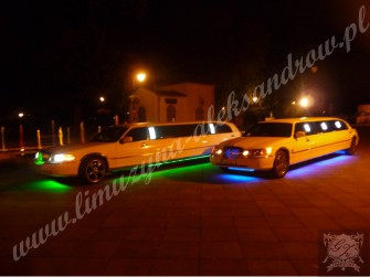 Lincoln Town Car I i II Aleksandr�w ��dzki