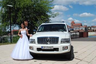 INFINITI QX56 siedmioosobowy SUV Toruń