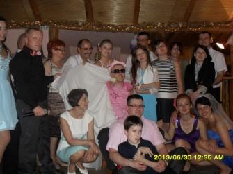 po zabawie weselnej dzidziuś Olsztyn