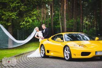 Piękne Ferrari/Corvette/Viper do Ślubu Sam Prowadzisz  Białystok