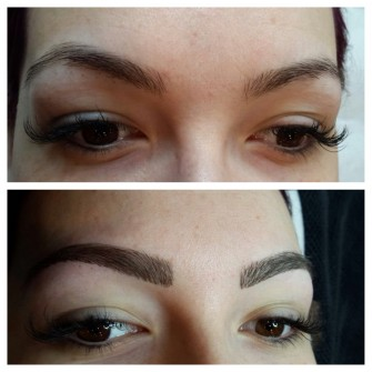 Rekonstrukcja brwi Sleek Brows Wroc�aw