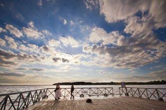 Promenada Białobrzegi