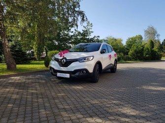 Auto do Ślubu - RENAULT KADJAR seria limitowana NIGHT&DAY 2017 Kielce