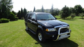 Samochód do ślubu Lincoln Navigator 5,4 V8 :)  Zduńska Wola