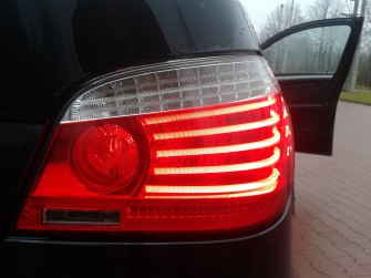 Samochód weselny BMW E60 FL Lubartów
