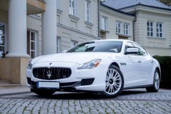 Maserati Quattroporte  Bydgoszcz