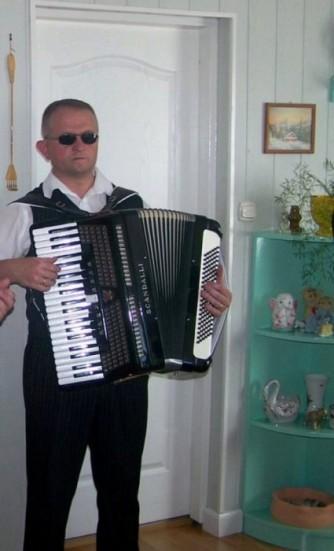 Akordeonista Augustów