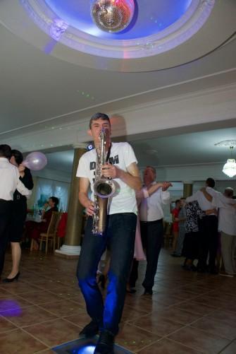 Janusz na saksofonie Rybno