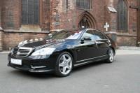 Auto do Ślubu Mercedes S Klasa SAMOCHÓD MARZEŃ TANIO!!! Gdynia