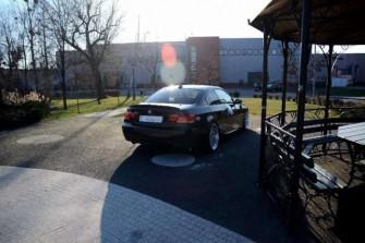 BMW E92 Łódź