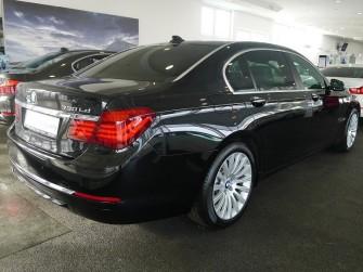 Luksusowe BMW 7  Warszawa