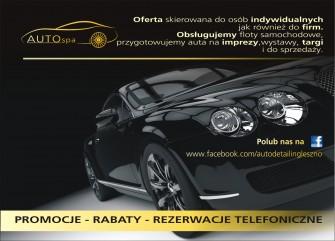 Auto Spa Leszno Detailing leszno