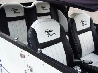 Nestor Baron Replika Alfa Romeo Warszawa
