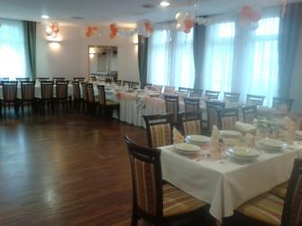 Hotel i restauracja ELEKTOR Morąg