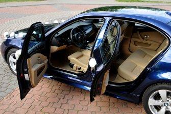 Piękne BMW 5 MPAKIET wolne terminy Olsztyn