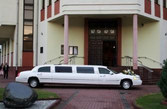 Wypożyczalnia samochodów do ślubu Lincoln Chrysler 300C Kabrio Nestor Siedlce