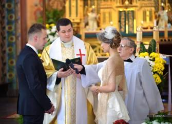 Ceremonia ślubna - Anyday Kraków