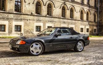 Mercedes-Benz 300 SL 1992r. Gdynia