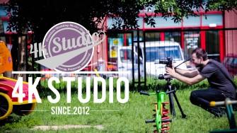 4K Studio Filmowanie Lustrzankami Bielsko-Biała