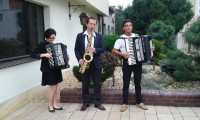 Zesp� muzyczny - weselny VIVACE!!! Muzycy na wesele, bal, imprezy  Kalisz
