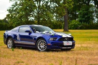 Sportowy Ford Mustang na Twoim Ślubie - American Dream ! Żary
