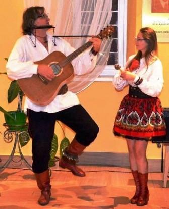 zespół na folkowo Jasło