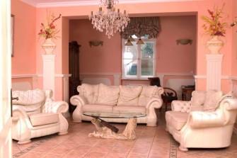Salon Apartamentu Francuskiego Opalenica