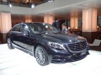 VIP Nowy Mercedes Klasa S 2015 Auto Do Ślubu Limuzyna Szczecin Gorzów szczecin