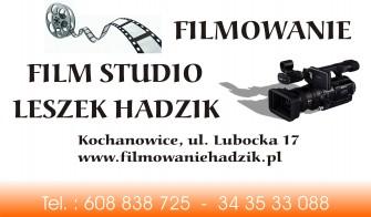 Videofilmowanie, fotografia ślubna Lubliniec