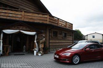 Tesla wynajem na wesele Bielsko Biała Katowice