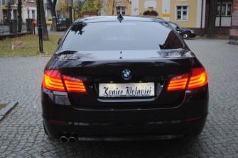 Luksusowe BMW 5 (f10) Warszawa