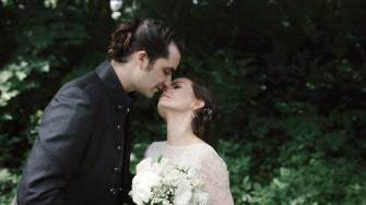 Film ślubny, ślub Eliza i Jorge Łódź