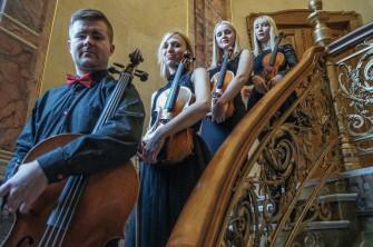 Kwartet smyczkowy Charisma Łódź