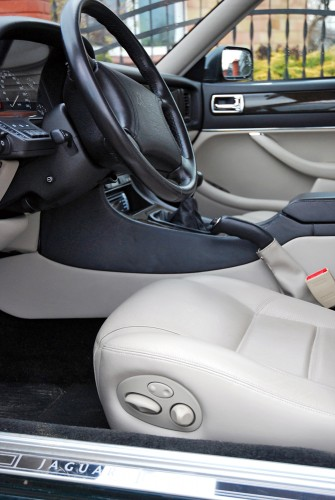 Jaguar XJR 4.0 Kraków