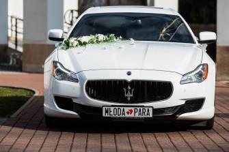 Maserati Quattroporte  Kraków