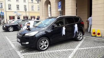 Super KUGA do ŚLUBU Opole