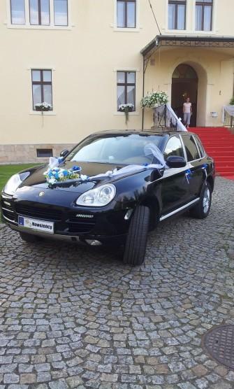 Porsche Cayenne Świeradów Zdrój