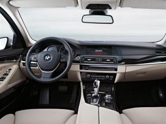 Auto do ślubu BMW serii 5 (F11) Łuków