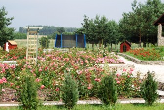 Ogrody różane Kije