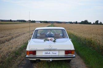 Mercedes W114 - Wehikuł czasu *OldGear* Kluczbork