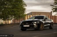 Mustang V8 5.0L wesela Katowice