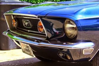 Mustangiem do wyj�tkowego �lubu! Bydgoszcz