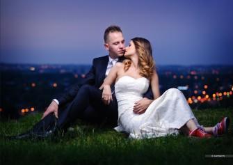 Ślubna sesja zdjęciowa - Anyday Kraków