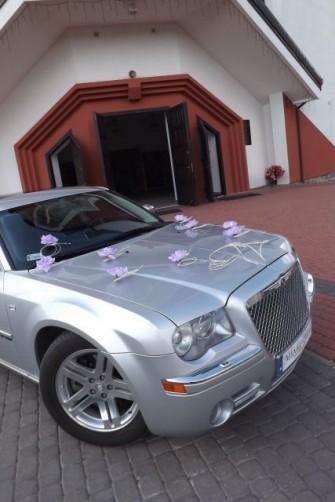 Limuzyny Mazury - wynajem aut do ślubu Ełk