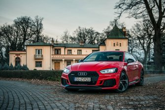 Audi Rs5 Coupe Lublin