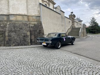 Ford Mustang  1967 KLASYK Gorlice