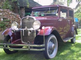 Hudson Essex 1927r. Otwock