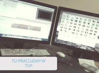 Tu pracujemy w TVP Bydgoszcz