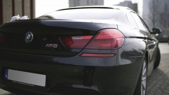 BMW 6 Gran Coupe  Kraków